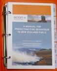 Fire behaviour prediction manual